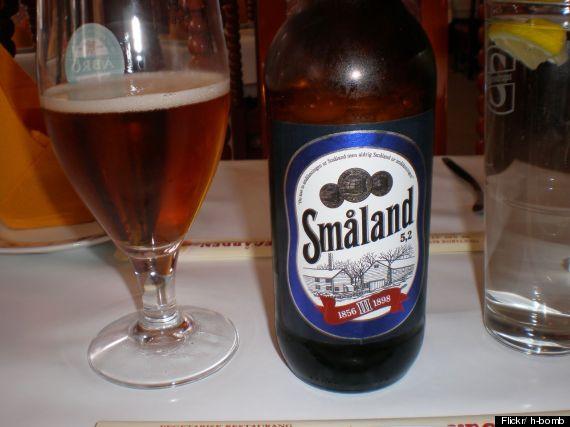 sweden beer