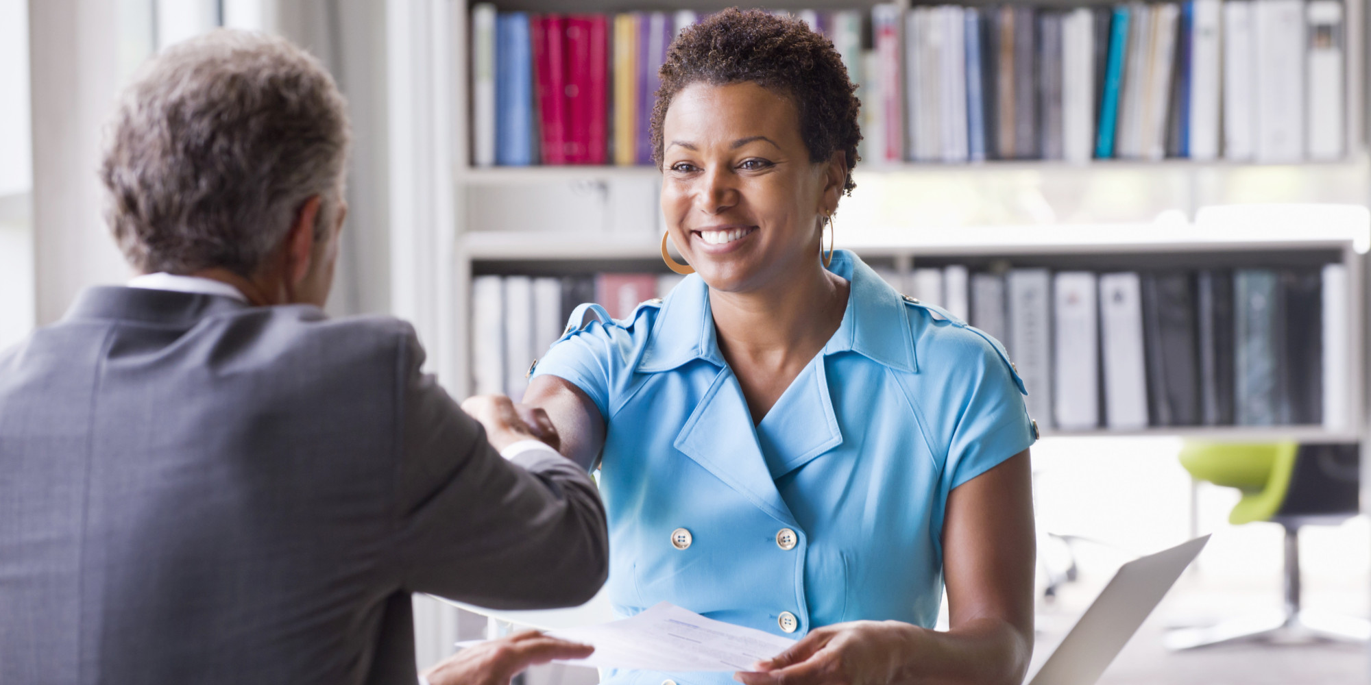 tips to ace your job interview the huffington post