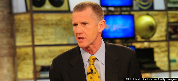 General McChrystal Says,