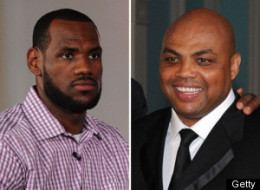 Lebron James Charles Barkley Interview