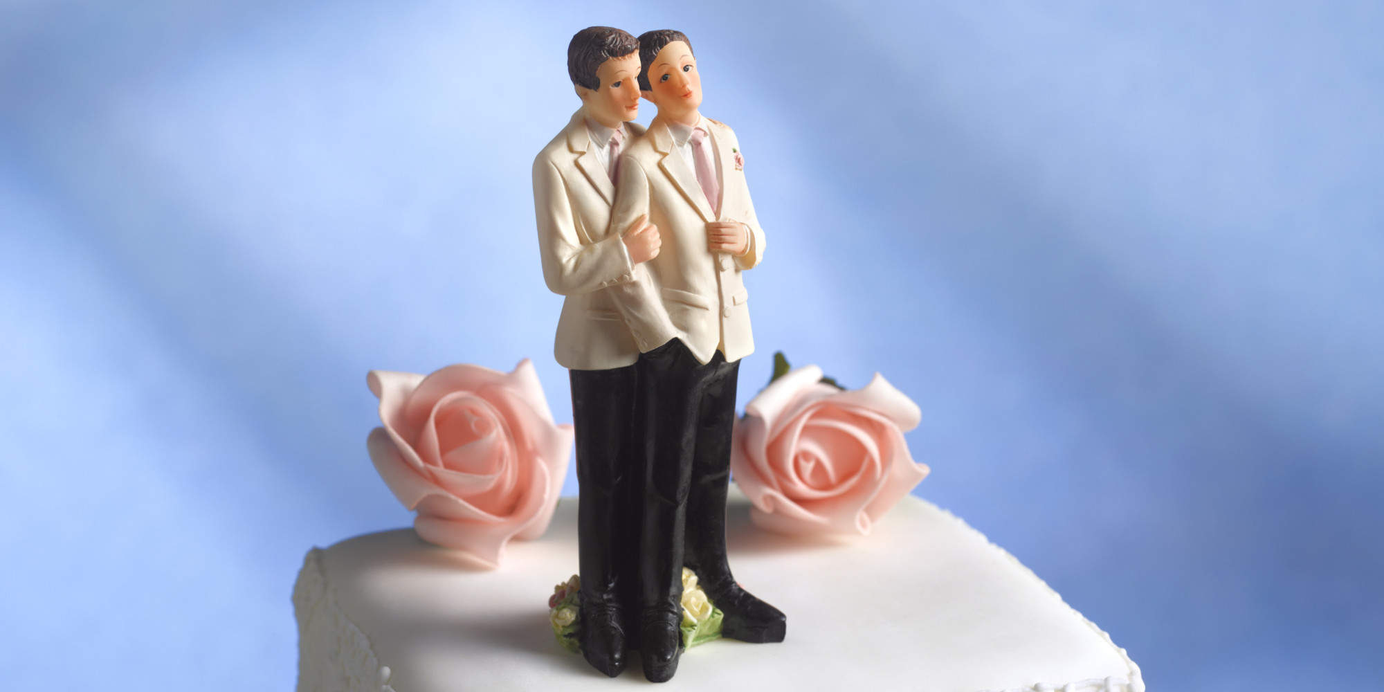 Wedding Cake Ideas For Gay Wedding : Requiring A Baker To Make A Gay Wedding Cake Is Like ...