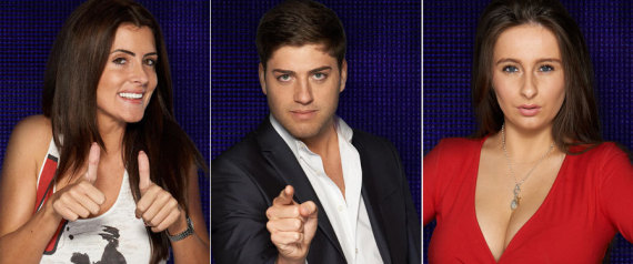BIG BROTHER HOUSEMATES