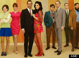'Mad Men' Crushes The Competition With Vintage Emmy Ads