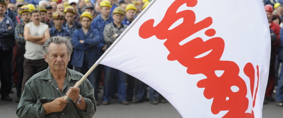 SOLIDARNOSC BANNERS