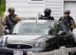 RCMP Charged With Violations In Relation To Moncton Shooting
