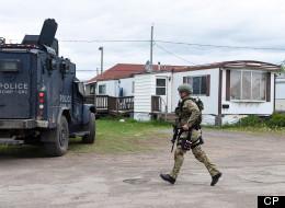 Fusillade à Moncton: un débat lundi sur la publicité des preuves