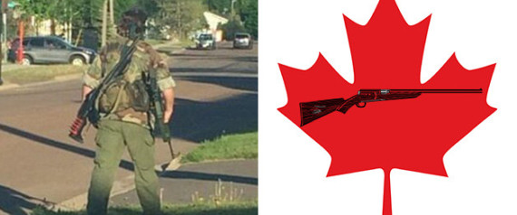 GUN LOBBY CANADA
