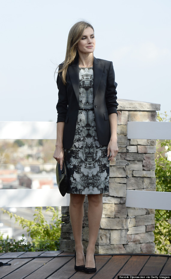Hollywood news spain s new queen could be your next fashion icon