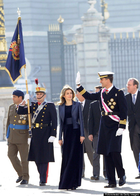 letizia militar