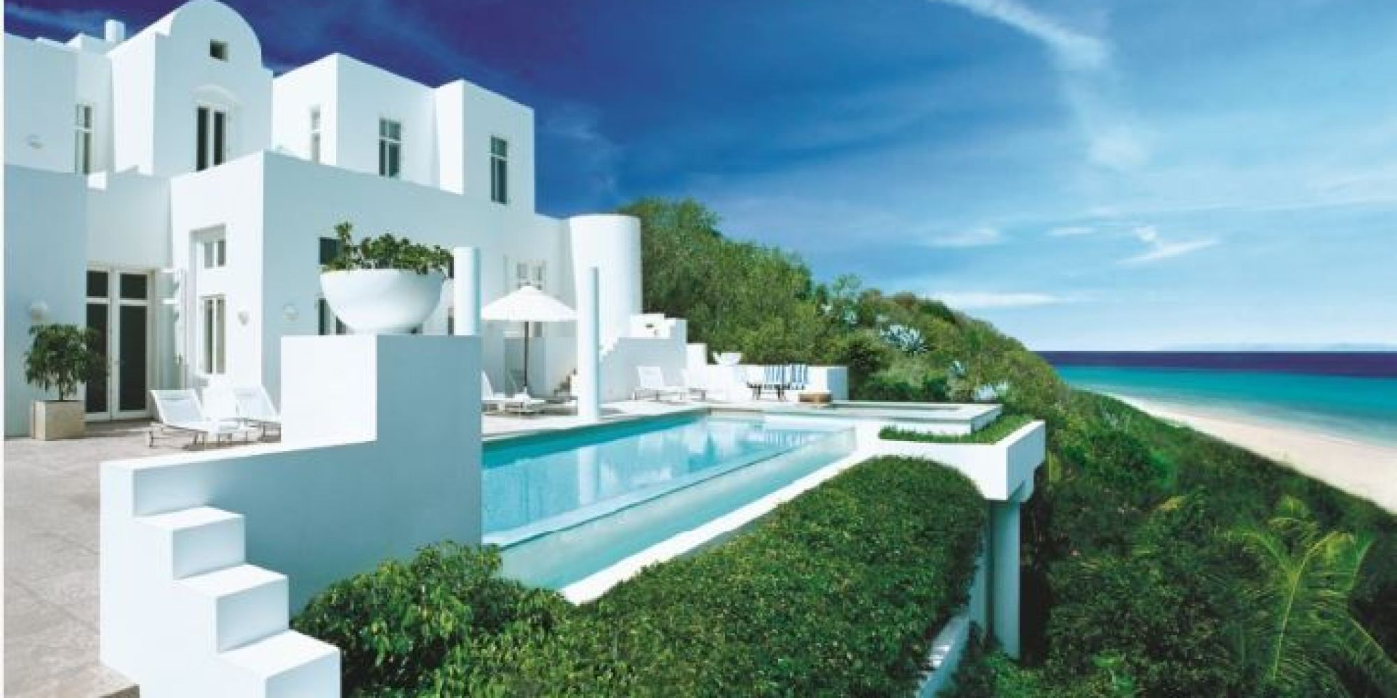 Villa per matrimonio i 10 posti pi belli del mondo per for Grandi planimetrie per le case