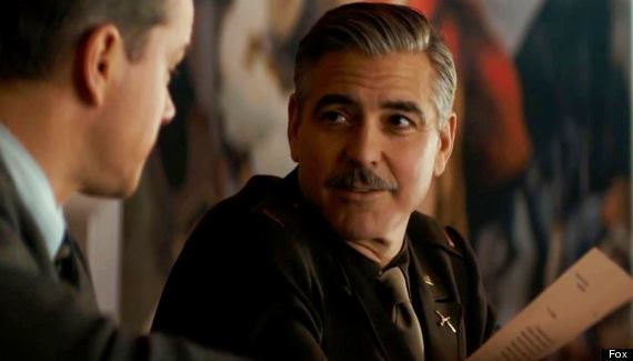 as world remembers d day george clooney reveals what war