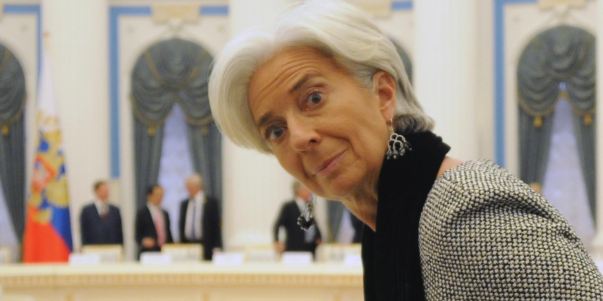 est100 一些攝影(some photos): Christine Lagarde, 拉加德