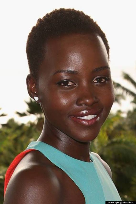lupita beauty look
