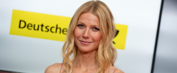 GWYNETH PALTROW WATER
