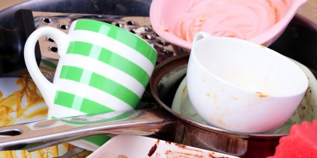 Küche putzen: So wird in 10 Minuten alles sauber