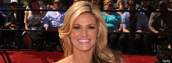 Erin Andrews Sues Hotel Chains Over Secret Tapes