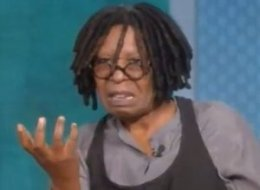 Whoopi Goldberg Iphone 4 Rant