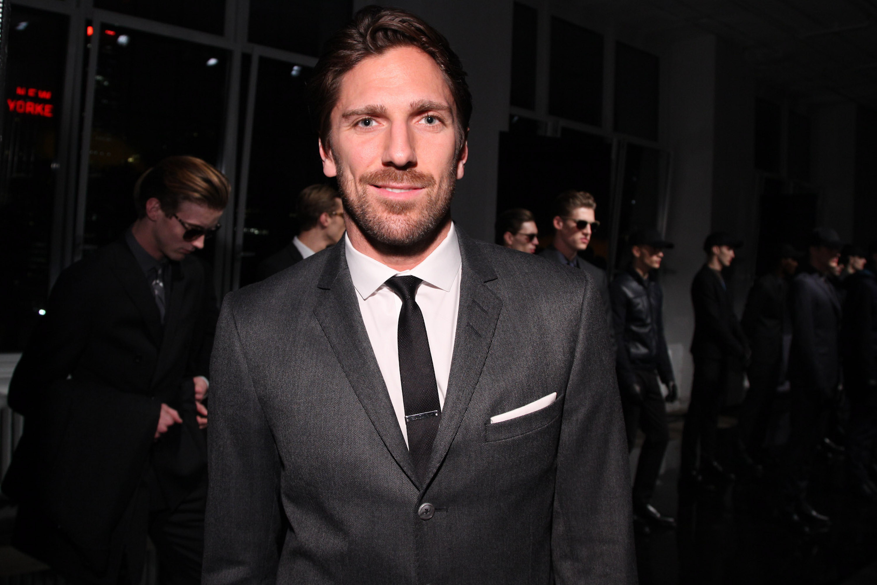 This Is Why Henrik Lundqvist Should Be Your Favorite Nhl Player