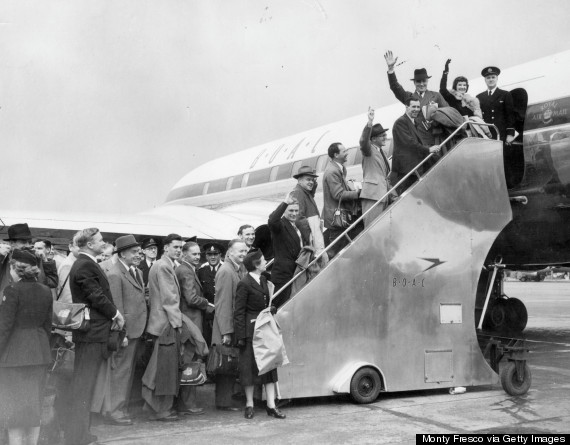 This Is What Your Flight Used To Look Like (And It's Actually Crazy) (huffingtonpost.com)
