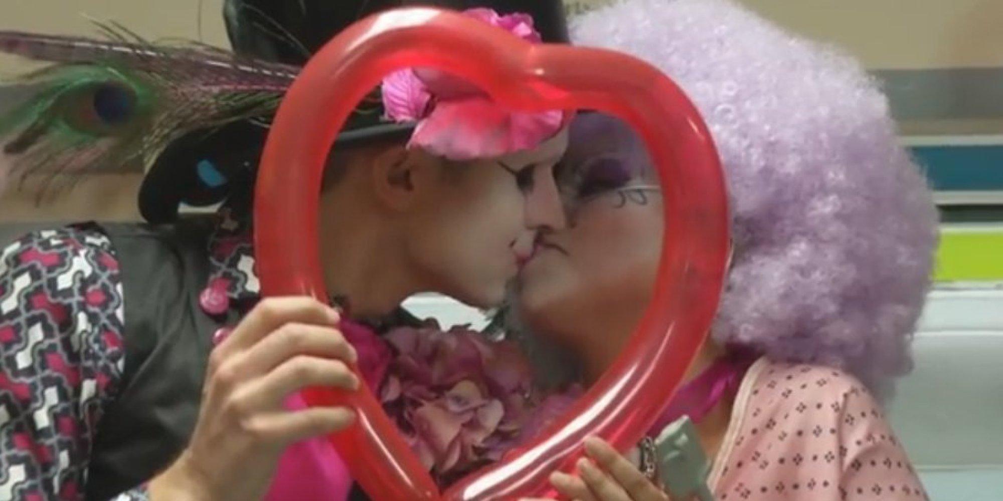 Balloon Sex Really Blows For Kinky Clown Couple   HuffPost