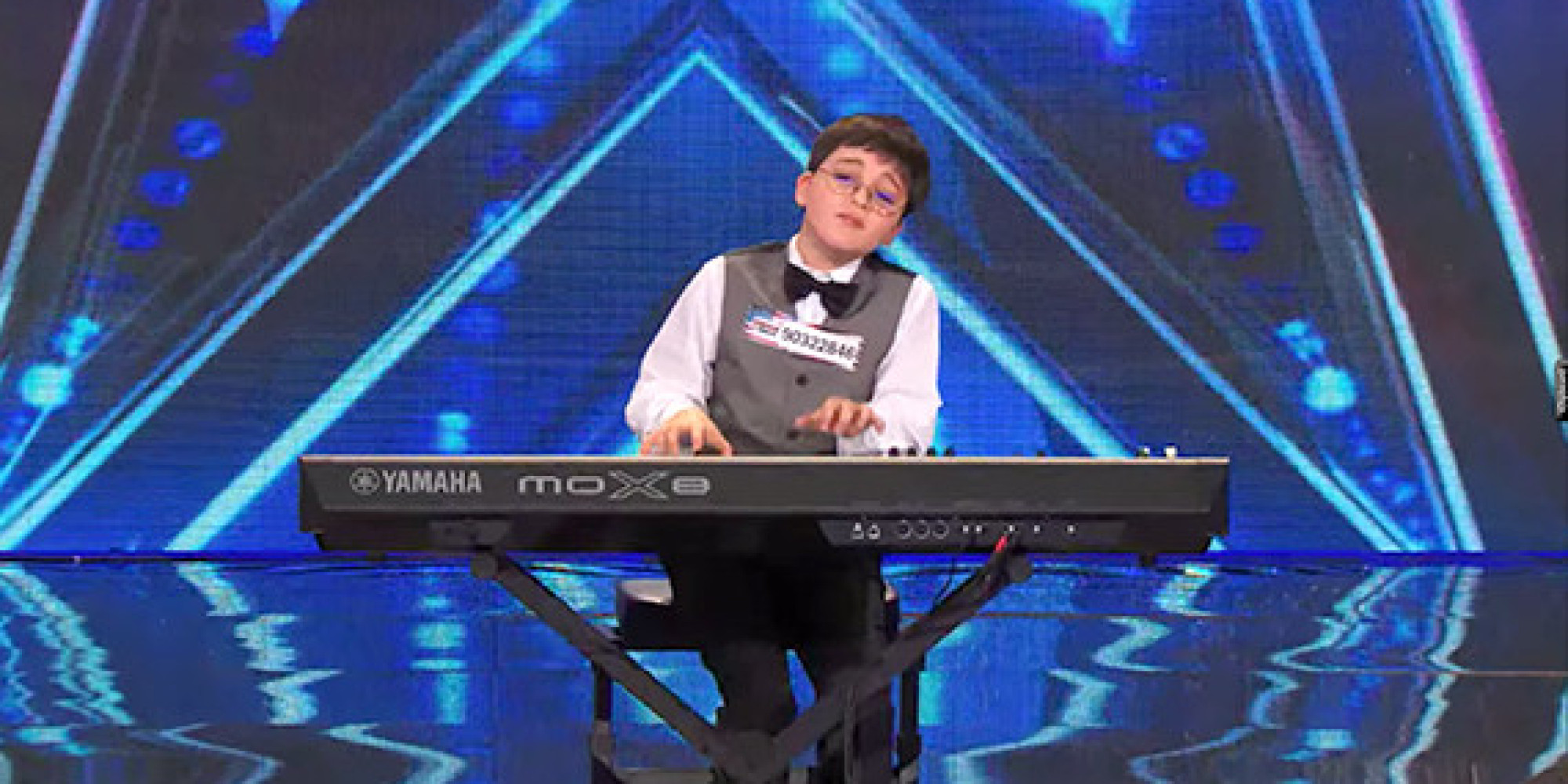 9 Year Old Piano Prodigy Performs On America S Got Talent