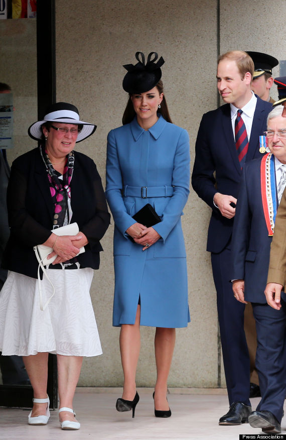 kate middleton d day
