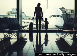 The Daddy Diaries. Chapter 47. How to Fly With A Toddler.