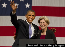 Obama To Endorse Elizabeth Warren's Student Loan Proposal