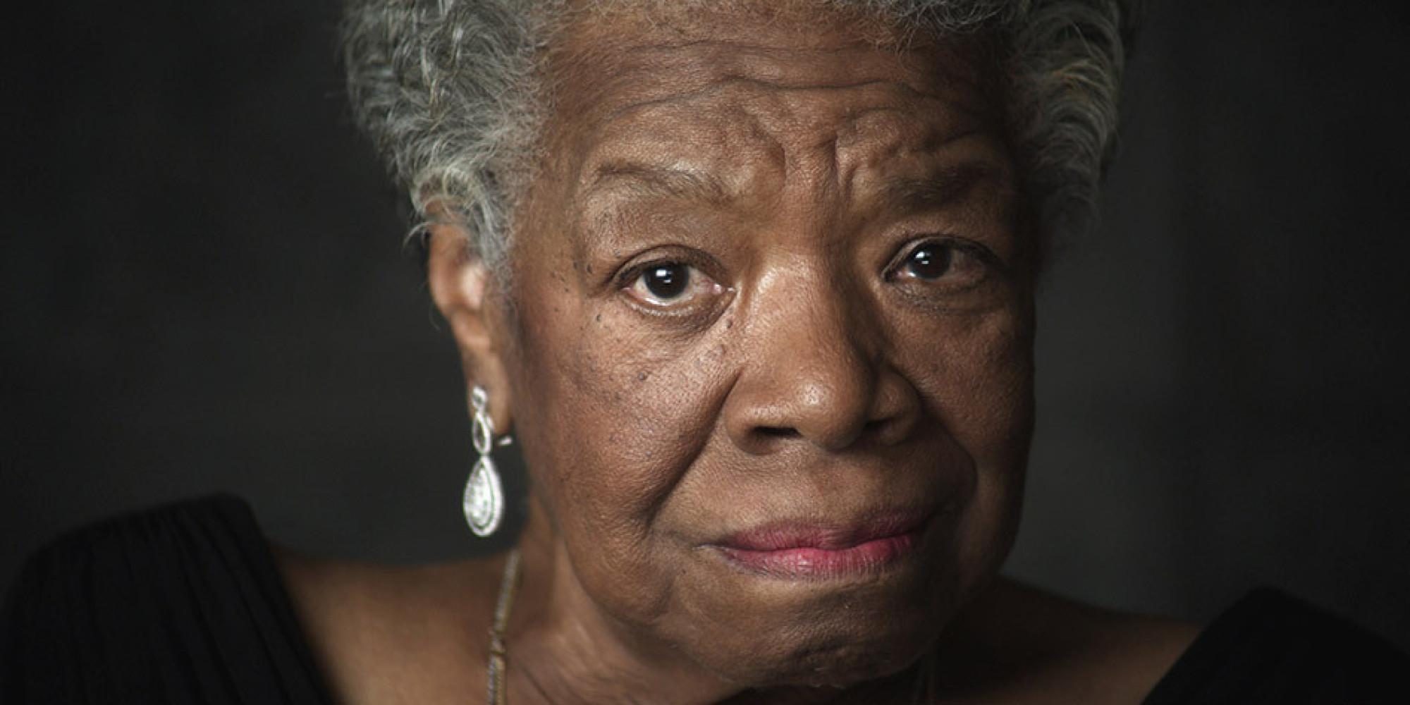 Maya Angelou is born