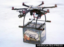 All The Foods You Can Get Delivered By Drones