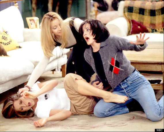 Celebrate National Best Friends Day With The Greatest Tv Friendships Of All Time Huffpost