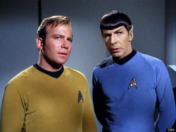 captain kirk and mr spock relationship