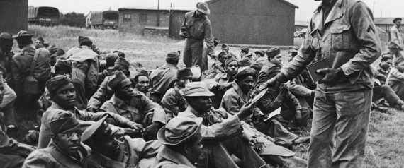 AFRICAN AMERICAN WWII