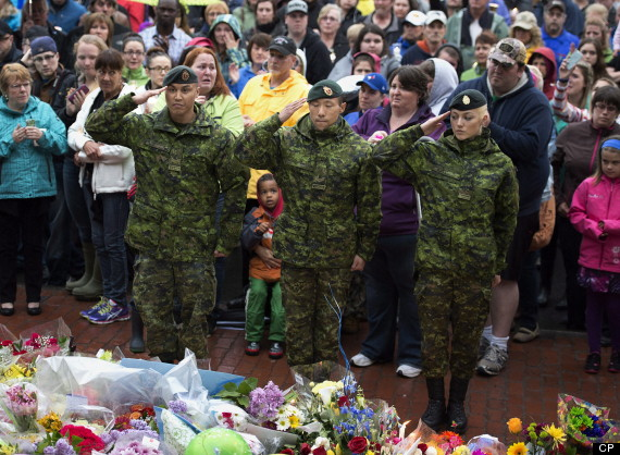 moncton rcmp shootings vigil