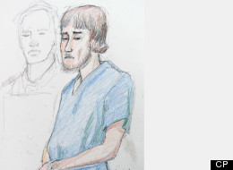 Justin Bourque, Accused In Deaths Of 3 Mounties, Due Back In Court