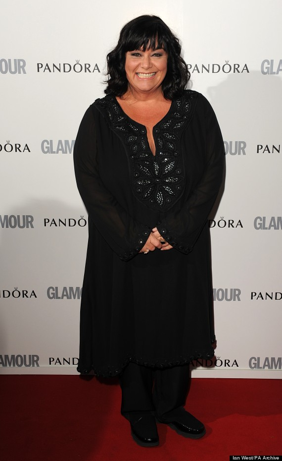 Dawn French Weight Loss dawn french 2011