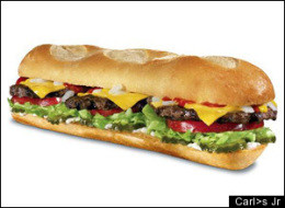 Footlong Cheeseburger