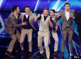 Collabro Are Crowned Winners Of 'BGT'