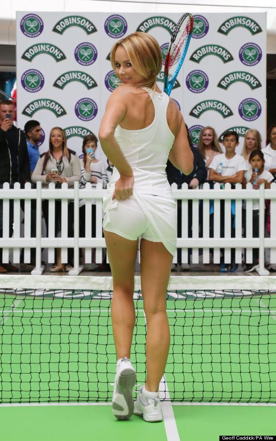 athena tennis girl