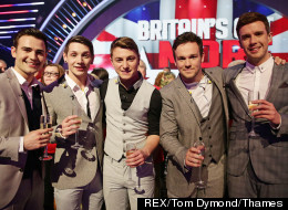 'BGT' Winners Defend One Direction