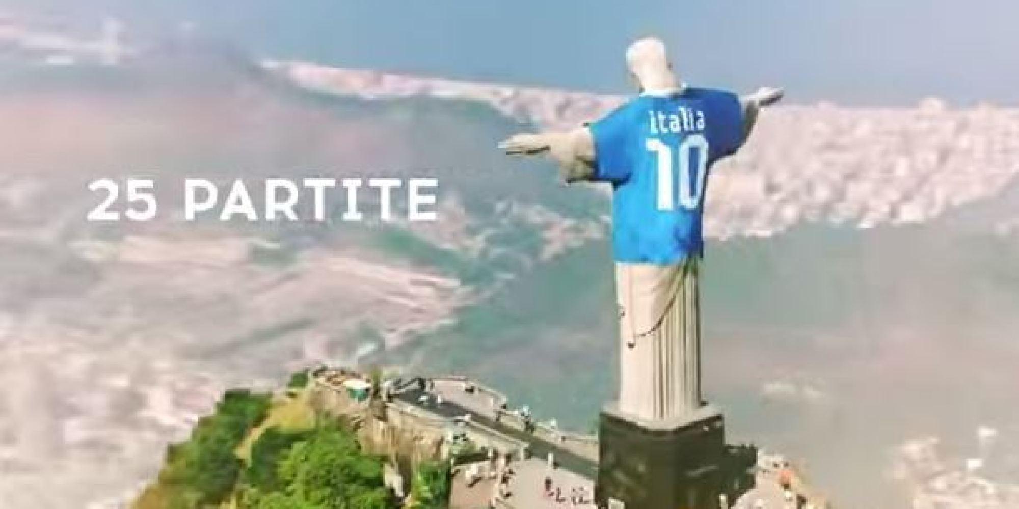 Cristo Redentore con la maglia dell'Italia, l'arcidiocesi di Rio pronta a chiedere 7 milioni di euro alla Rai