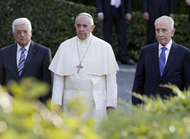 rencontres des deux papes