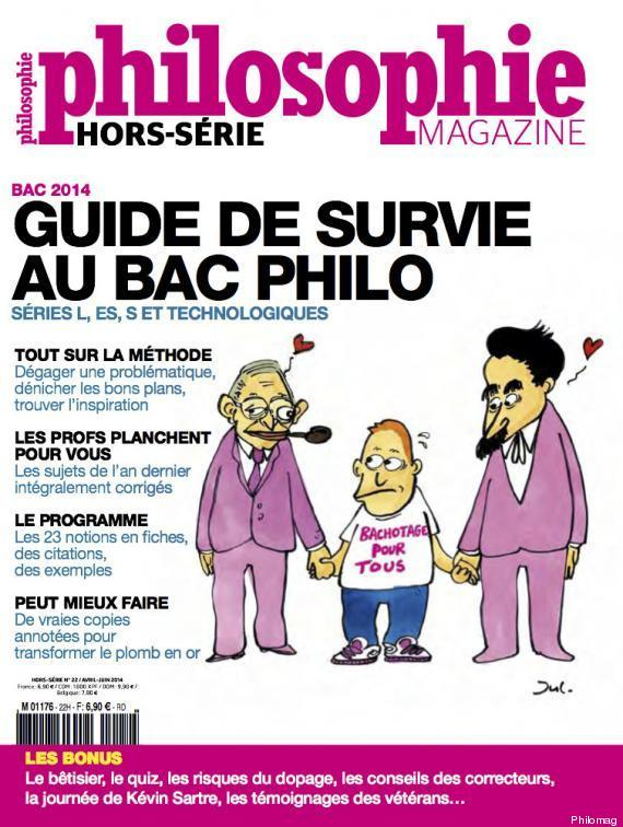 guide survie bac philo