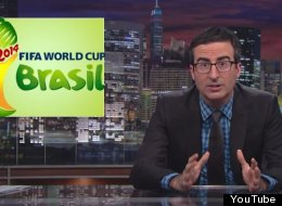 WATCH: John Oliver Explains The World Cup And FIFA To Americans