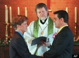 Episcopal Gay Marriage