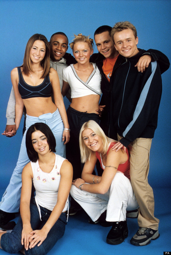 EXCLUSIVE: 'The Day Is Finally Here!' S Club 7 Dish On ... |S Club 7 2014 Tina