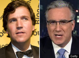 Tucker Carlson Keith Olbermann