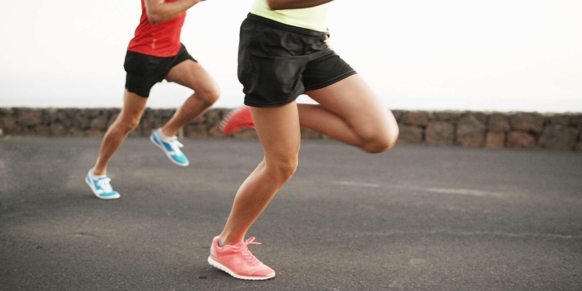 how to get more energy when running