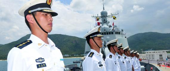 CHINA NAVAL SHIPS