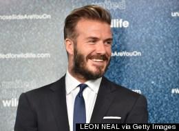 Beckham 'Optimistic' About England's World Cup Chances